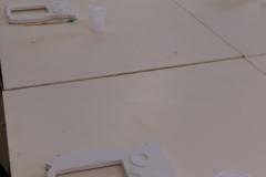 Decoupage Class - Setup!