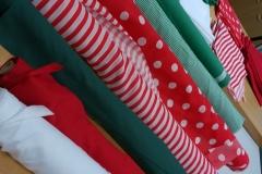 Waitrose Fabric Christmas Wreath Workshop