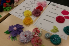 Fabric Flower Workshop