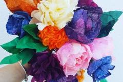 Paper Flowers - Wedding