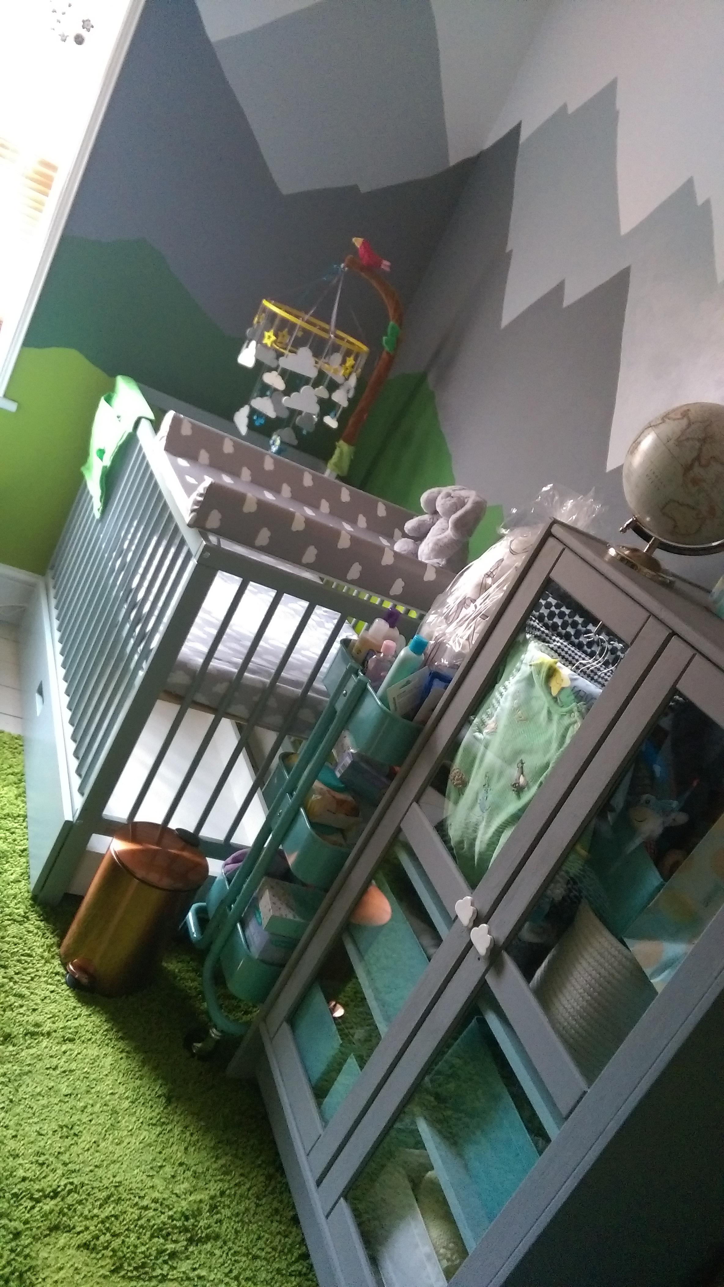 The Nursery!