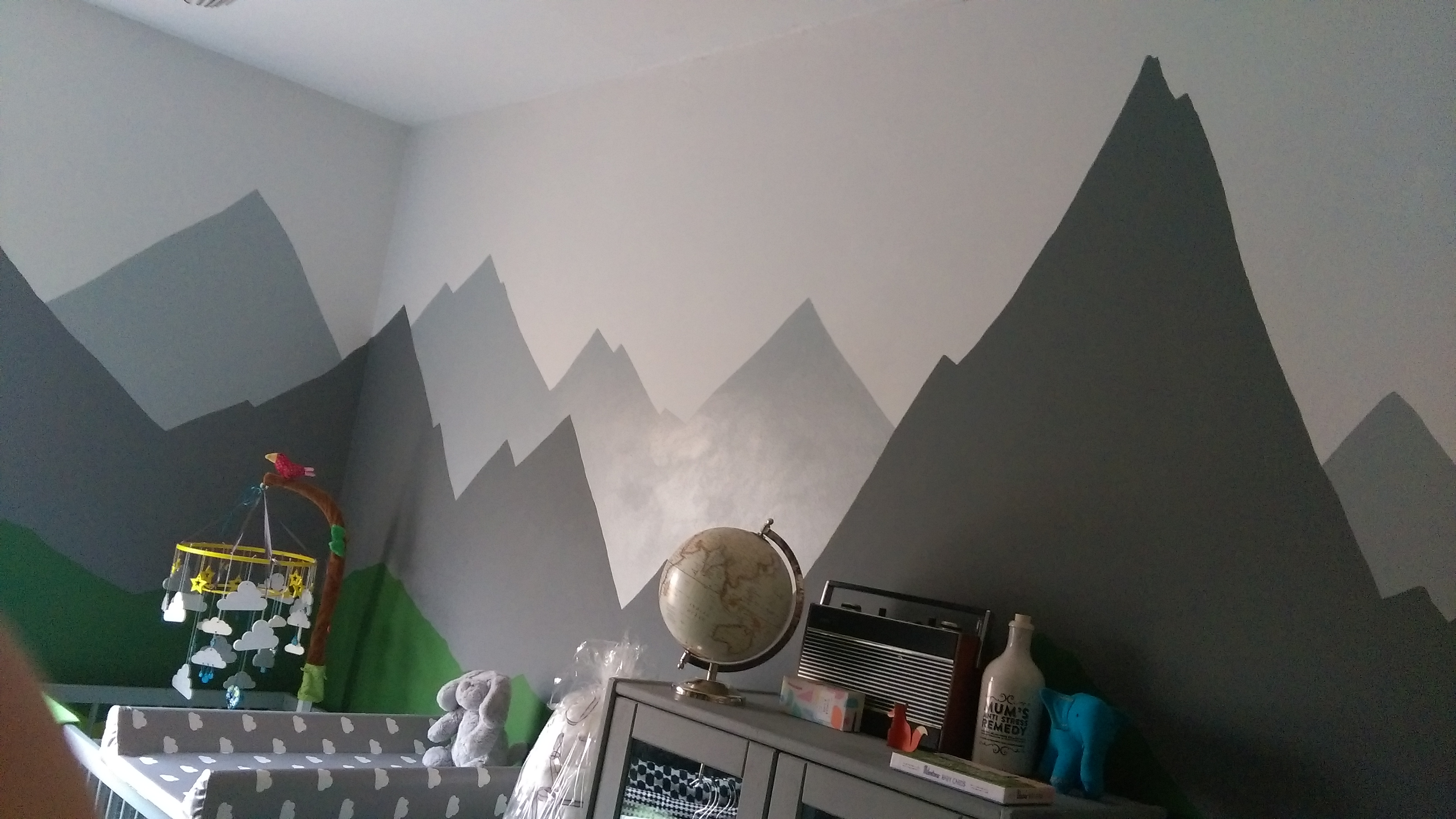 The Nursery - Mountains!
