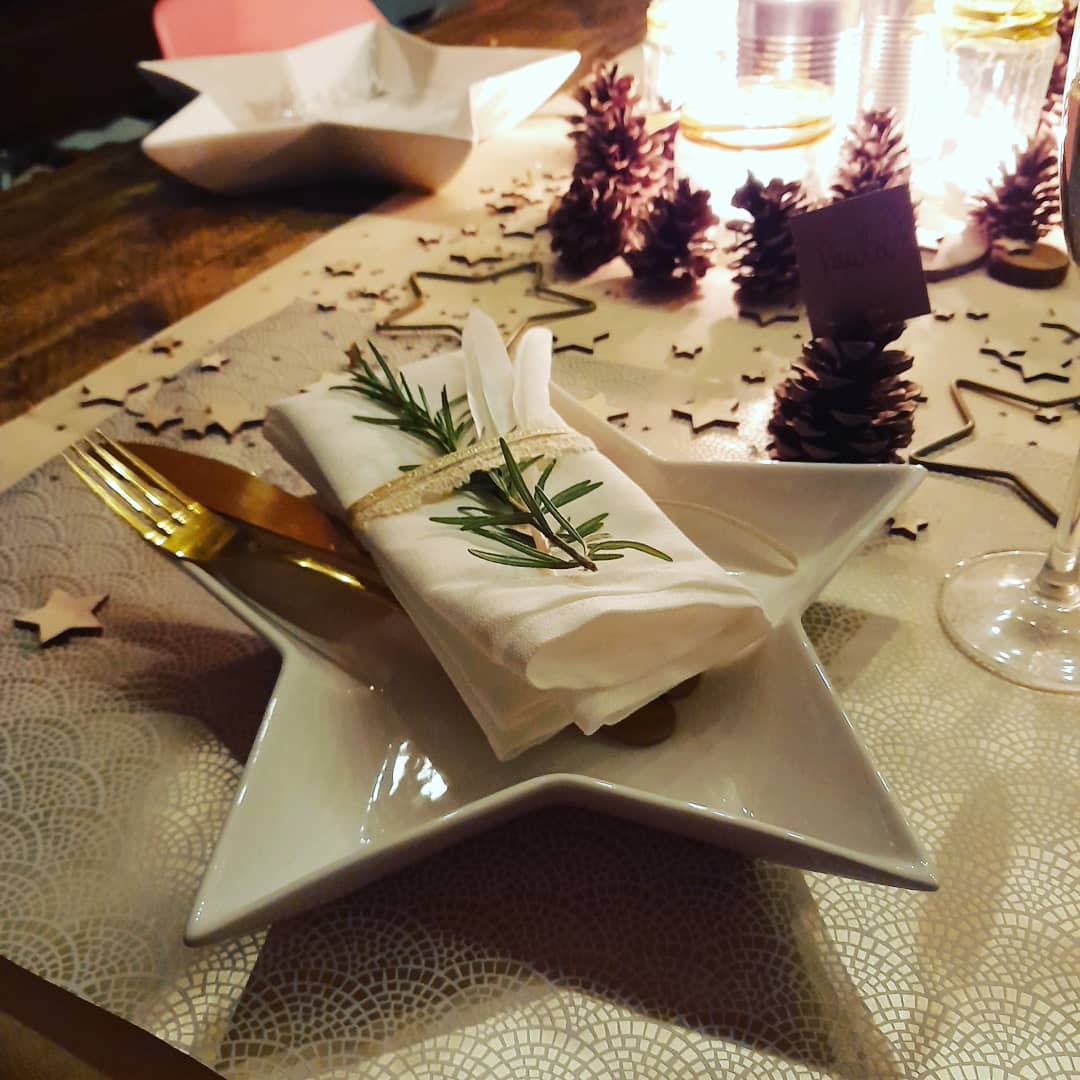 New Year's Eve Celebration Table Decoration. Tablescape. Table Decor. Baubles. #TheYearOfTheTable